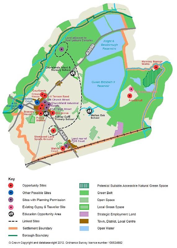 potential development plan